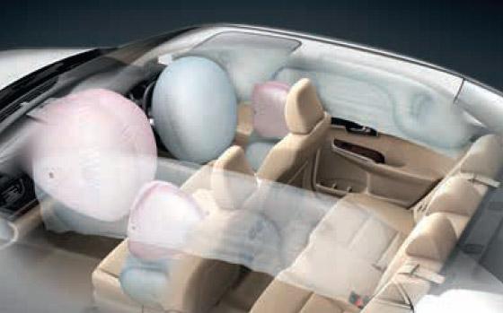 Toyota Aurion safety
