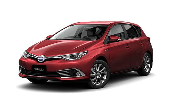 Toyota Corolla Hybrid Image
