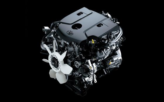 HiLux 4.0L V6 Petrol Engine