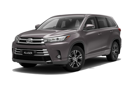 Toyota Kluger Image