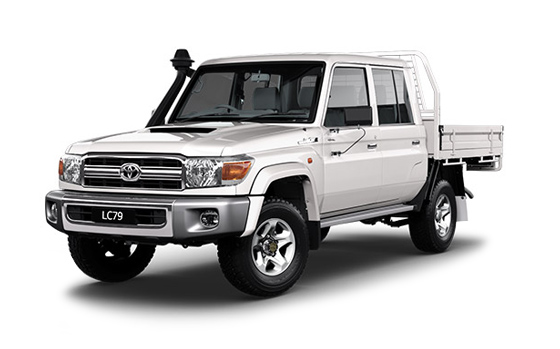 Toyota Landcruiser 70 Image