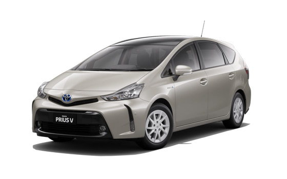 Toyota Prius v Image