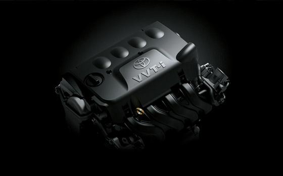 Toyota Yaris engine