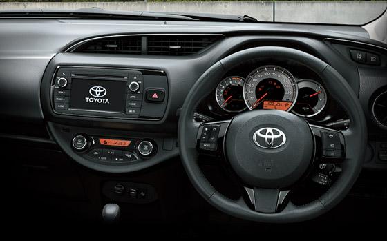 Toyota Yaris Technology